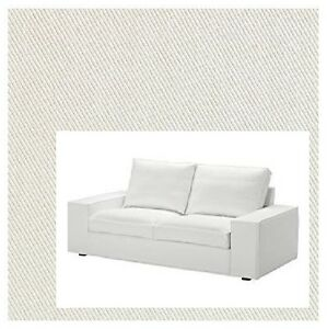 Stupendous Details About Ikea Brand Kivik2 Seatloveseat Sofa Cover Blekinge White Cotton Dyeable New Uwap Interior Chair Design Uwaporg
