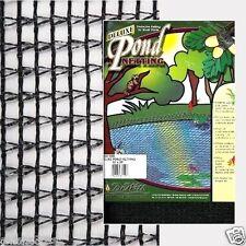 Deluxe 10'x10' POND NET/NETTING-Fish-Bird-Garden-Pool-Koi-Water-Shade-Leaf-Fall
