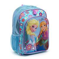 Sac A Dos la Reine Des Neiges Sac Cartable Scolaire Elsa Et Anna Disney