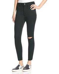ff1b13062e5e5 NEW DL1961 Jessica Alba No. 2 Trimtone High Rise Skinny Ankle Jeans ...