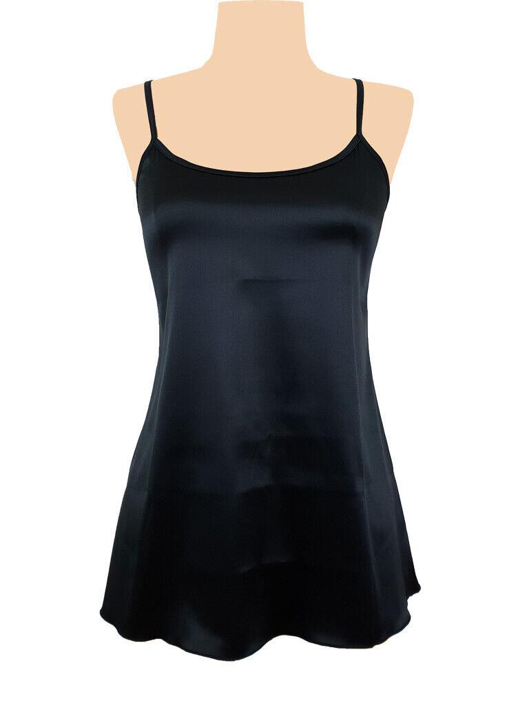 OROBLU Damen Unterhemd Träger Unterwäsche Dessous Reizwäsche Petticoat
