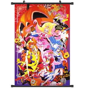 2243 New Anime Kirakira ☆ Precure a la Mode Wall Poster Scroll Cosplay A