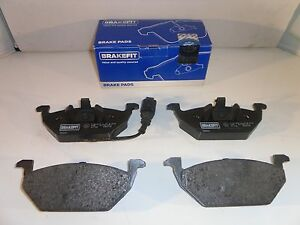 VW-Beetle-Bora-Caddy-Golf-Jetta-Polo-Front-Brake-Pads-Set-98-On-GENUINE-BRAKEFIT