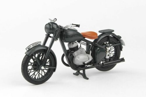 Cinza Escuro-Prototype 1:18 118M013 Abrex Jawa 250 Perak 1942