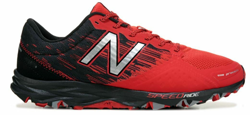 MEN NEW BALANCE 4E EXTRA WIDE COMFY SUPPORT SUPPORT SUPPORT THERAPY TRAIL RUNNING schuhe rot schwarz 84f105