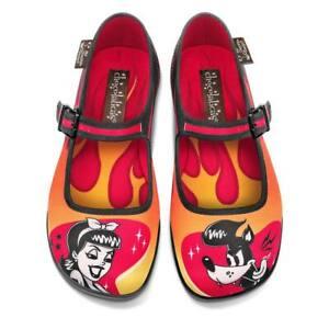 Hot Rod - Hot Chocolate Design shoes | eBay