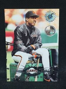 1995 TOPPS Stadium Club Virtual Reality SP Members Only Barry Bonds #136 MINT