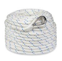 250'x 5/8 Braided Nylon Boat Anchor/mooring Rope