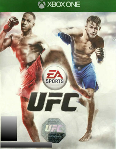 1 of 1 - EA Sports UFC (Microsoft Xbox One, 2014) Pre-Owned SAME DAY DISPATCH