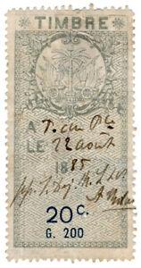 I-B-Haiti-Revenue-Duty-Stamp-20c