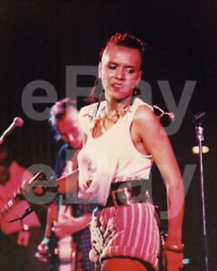 Bow-Wow-Wow-New-Wave-Punk-Group-Annabella-Lwin-10x8-Photo
