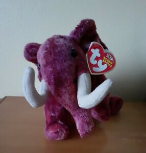 Ty Beanie Babies Colosso the Mammoth 2002 w/ Tags
