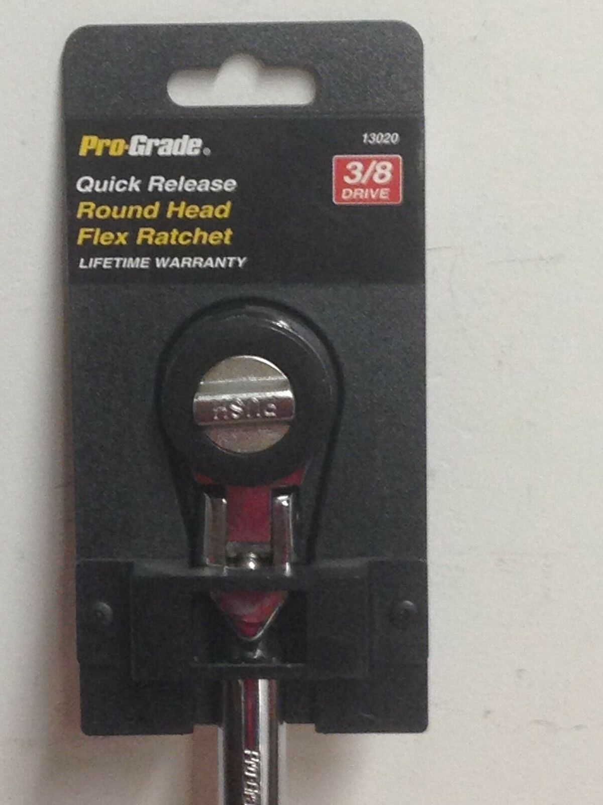 """Quick Release Flex Ratchet by Allied Tool Pro Grade 3//8/"""" drive n Round Head"""