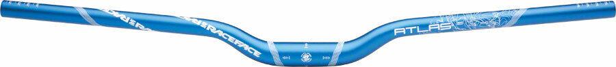 RaceFace Atlas Riser Manillar 31.8 x aumento 785mm 1-1  4  Azul  descuento de bajo precio