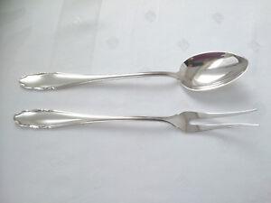 WMF Balance Silberbesteck Vorleger 1 Kartoffellöffel 21,1 cm 90er Silber TOP