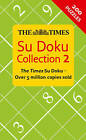 The Times Su Doku Collection 2 by The Times Mind Games (Paperback, 2013)