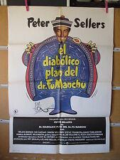 A1273  EL DIABOLICO PLAN DEL DR. FUMANCHU. PETER SELLERS.