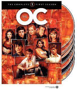 Brand-New-DVD-The-O-C-The-Complete-First-Season-Mischa-Barton-Rachel-Bilson