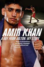 Good, Amir Khan: A Boy from Bolton: My Story, Khan, Amir, Book