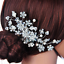 Luxury-Crystal-Rhinestone-Flower-Wedding-Bridal-Hair-Comb-Hairpin-Clip-Jewelry thumbnail 7