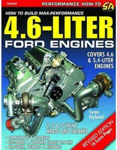 How-To-Build-High-Performance-Ford-Engine-4-6-5-4-Liter-Manual-Service-Shop-Ford