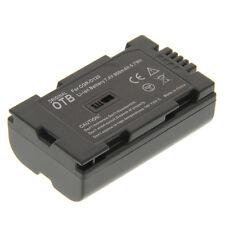 AKKU Typ CGR-D120 für Panasonic NV-GS5 GS7 GS8 GS8EG