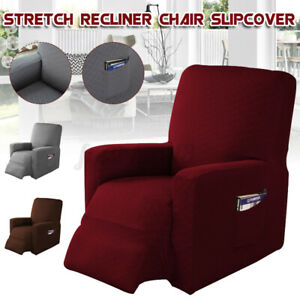Stretch Recliner Slipcover Armchair Cover Fit For ...