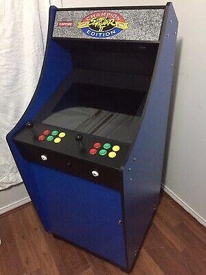 Street Fighter Arcade Ebay