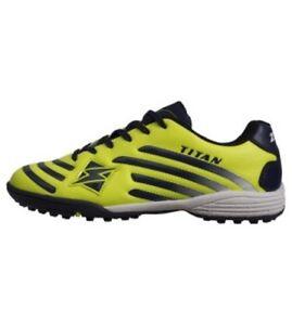 scarpe calcetto c5 ZEUS TITAN giallo fluo shoes
