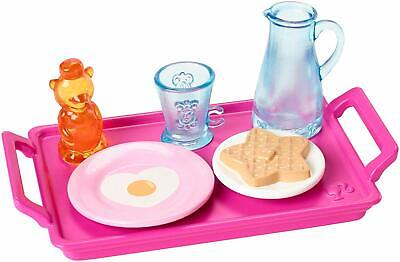Barbie Accessory Pack 4 Pieces with Barbecue Accessories