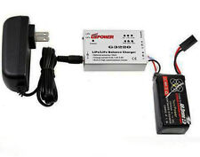 2500mAH 11.1v Lipo Battery + Speed Charger For Parrot AR.Drone 2.0 Quadricopter