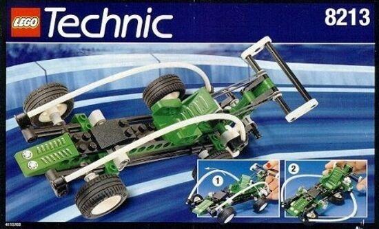 LEGO Technic  Vintage Technic SUPER LOT - 11 Vintage Sets - VERY RARE