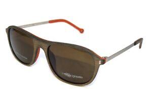 Monkeyglasses-unisex-Gafas-de-sol-Serie-Hansen-marron-Madera-coleccion