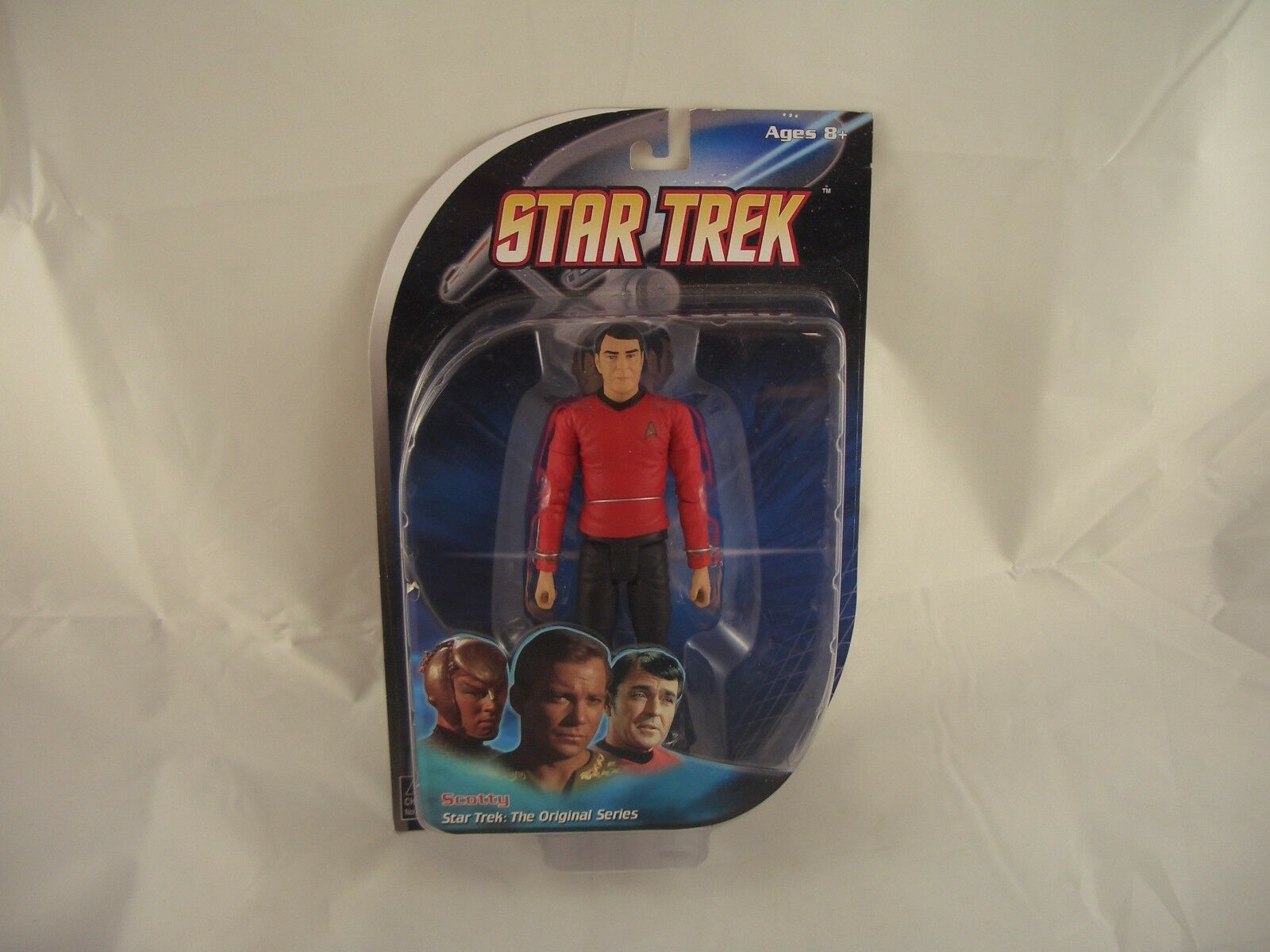 Art Asylum Diamond Select Star Trek Original Series Scotty Figure