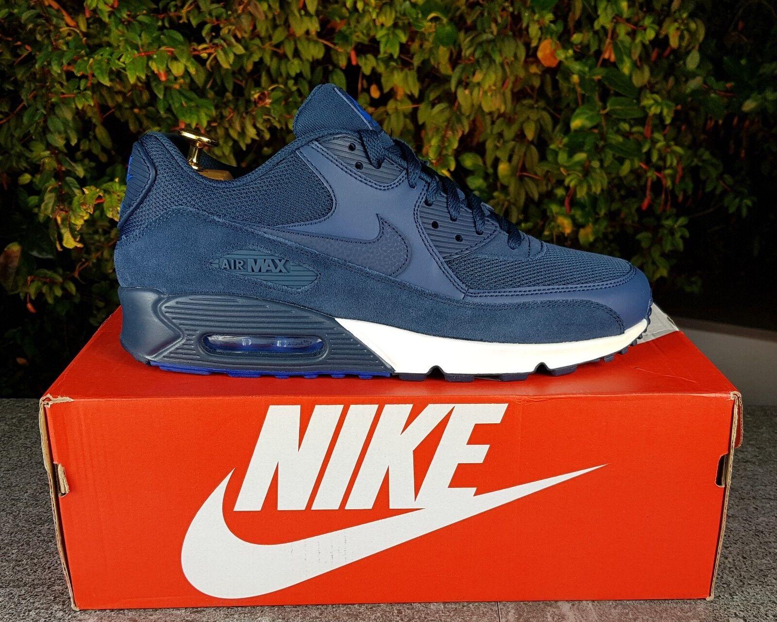 73df76a2de Nike air Blanco max Negro Rojo Blanco air 90 essential zapatos hombre,  Negro d9c549