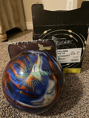 15lb Track Precision Bowling Ball
