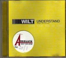 (CF745) Wilt, Understand - 2002 DJ CD