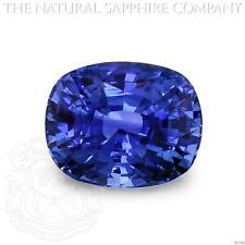 Natural Untreated Blue Sapphire, 7.06ct. (B5588)
