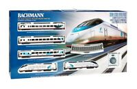Bachmann Ho Scale Train Set Dcc Equipped Acela Express 01204