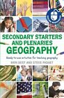 Secondary Starters and Plenaries: Geography: Ready-To-Use Activities for Teaching Geography by Steve Padget, Brin Best (Paperback, 2014)