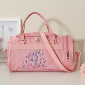 52a5d9fa01 Image is loading Small-Dance-Bag-For-Girls-Small-Gym-Duffle-