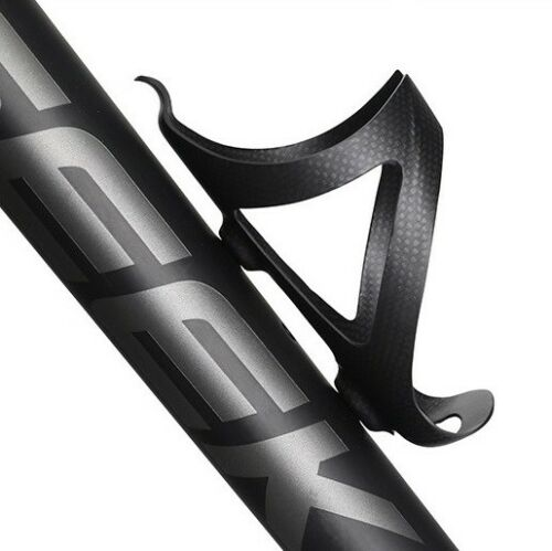 Carbon Fiber 3K MTB Mountain Road Bike Water Bottle Holder Rack Cage No logo
