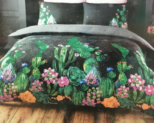 Terrarium Sea Reaf Tropical Leaf Forest Duvet Cover Pillow Sheet