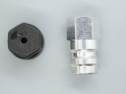 Adapter Retrofit Hochdruck Anschluss Klimaanlagen Umrüstsatz R12 auf R134a