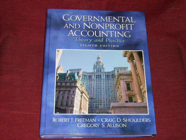 Shoulders; Allison; Freeman, Governmental and Nonprofit
