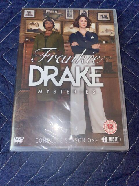 FRANKIE DRAKE MYSTERIES: SERIES 1 (UK IMPORT) DVD [REGION 2] NEW
