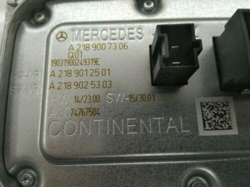 Full Led Control Unit Mercedes AMG Gt W190 Vito V Class W447 W448 A2189007306