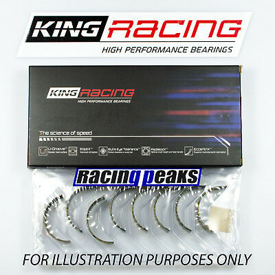 King Engine Bearings CR4120XP0.25 Connecting Rod Bearing Set