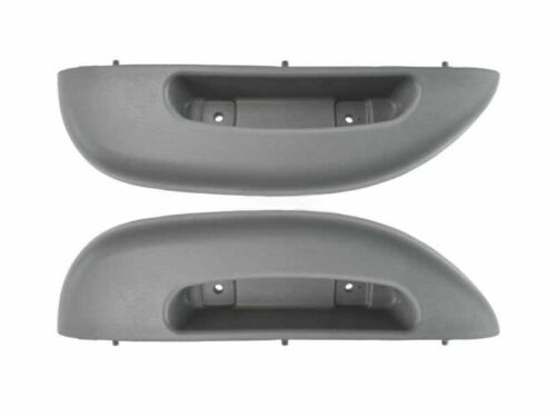 Inner Front Armrest Pull Handle Cover PAIR For Chevy Express GMC Savana 96-02