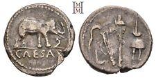 HMM - Iulius Caesar +44 v. Chr. Denar 49-48 v. Chr. Feldmünzstätte - 170710024